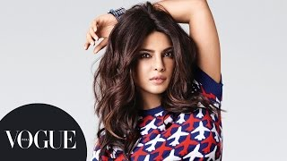 What's Priyanka Chopra's Biggest Fear? | Exclusive Photoshoot & Interview | VOGUE India