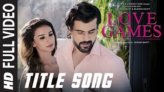 LOVE GAMES (Title Track) Song | Patralekha, Gaurav Arora, Tara Alisha Berry | T-SERIES