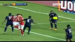 """أهداف مباراة الأهلي 4×1 تشيلسي """" أهداف عالميه """" 4/8/2012"""