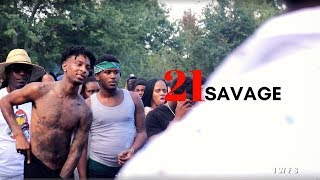 21 Savage Young Scooter & VL Deck - ( ZONE 6 DAY ) 2018 (shot by @1way_films)