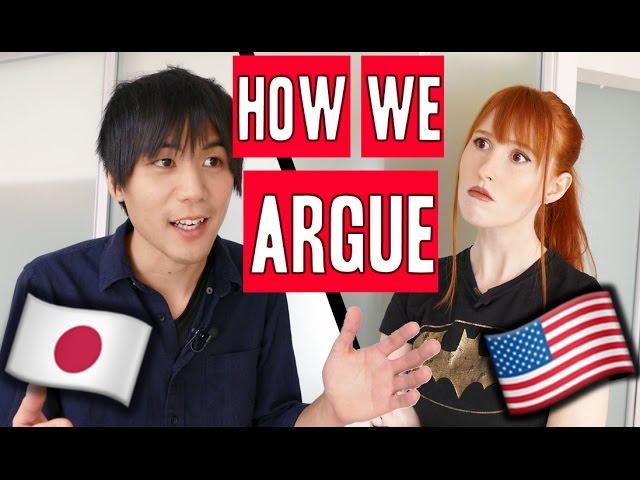 Worüber wir uns streiten | Japanisch-amerikanische Ehe