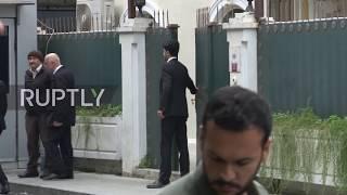 Turkey: Saudi Arabia sends investigative team to consul