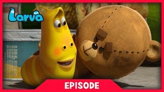 LARVA - NEW FRIEND FULL SERIES | Cartoons For Children | Larva Cartoon | LARVA Official