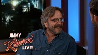 Marc Maron is Ready for the End of the World