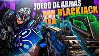 TODAS LAS NUEVAS ARMAS DE BLACK OPS 3 EN UNA PARTIDA | JUEGO DE ARMAS BLACKJACK