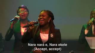 Praise Session - 'Nara'  led by Rose Onogu