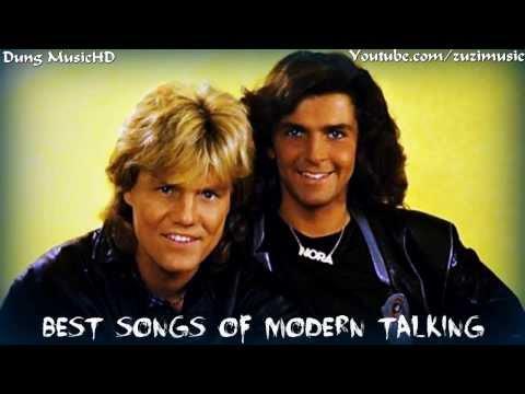 Những bài hát hay nhất của MODERN TALKING Collection