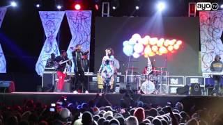 Ben Pol alivyompandisha jukwaani Snura Fiesta 2016