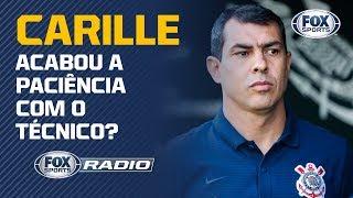 """CARILLE DEVERIA SAIR DO CORINTHIANS? Assunto gera debate no """"FOX Sports Rádio"""""""