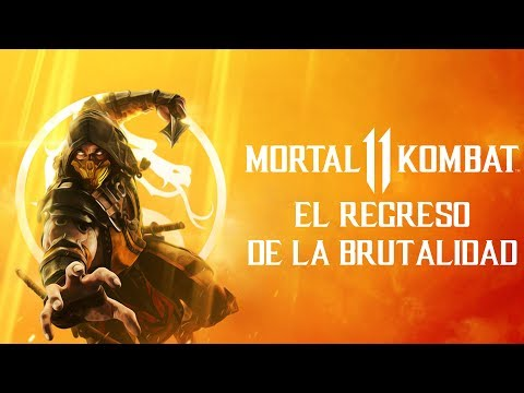 Xxx Mp4 Mortal Kombat 11 El Regreso De La Brutalidad 3GB 3gp Sex