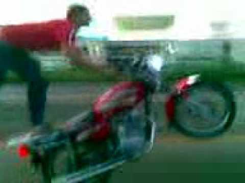 Moto Piruetas Valencia Parte 2