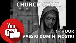 Relaxing music. Religious Jesus Christ. Church choir. The Tudor Consort | Passio domini nostri