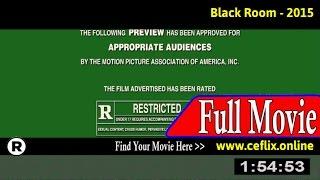 Watch: Black Room (2015) Full Movie Online