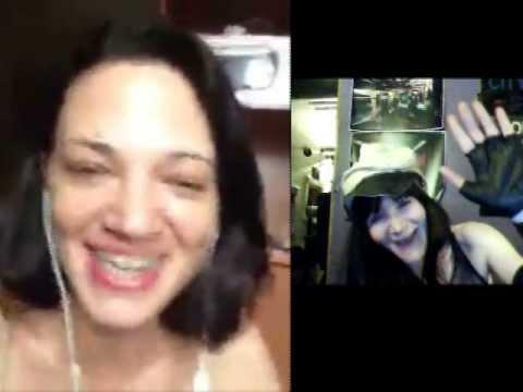 Xxx Mp4 Asia Argento Laura Albert Skype Interview 3gp Sex