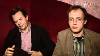 XIII tome 20, LE JOUR DU MAYFLOWER - interview CulturClub Yves SENTE et Youri JIGOUNOV 2/3