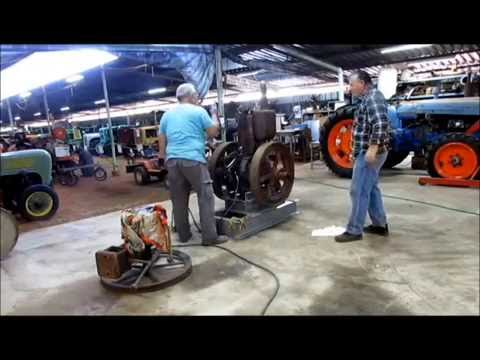 SLAVIA 15 DIESEL ENGINE
