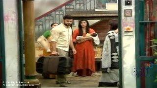 On Location of Star Plus TV Serial - Mere Angne Mein | Shivam Leaving Shanti Sadhan Home