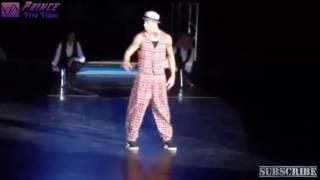 صلاح  الراقص الروبوت الجزائري المغربي (جديد)  Salah Robot dance