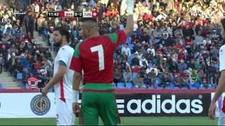 Morocco vs Tunisia - friendly match (28.03.2017)