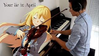Your Lie in April -
