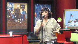 Erica Campbell Performs Her New Single