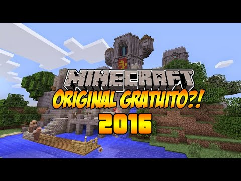 Como Ter Uma Conta de Minecraft Original Grátis !!!! FREE