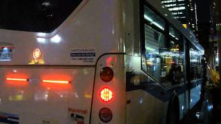 NYCTA : Orion VII Next Generation Hybrid 3805 On The M42 @ 42nd Street & 5th Avenue
