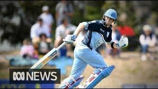 Former Australian skipper Steve Smith plays grade cricket