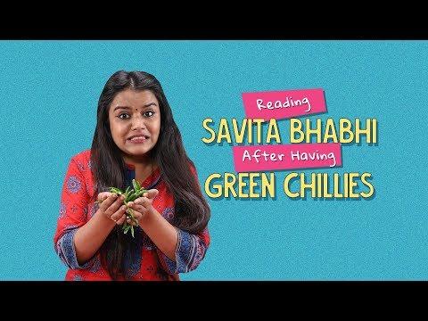 Xxx Mp4 Ok Tested Reading Savita Bhabhi After Having Green Chilli 3gp Sex