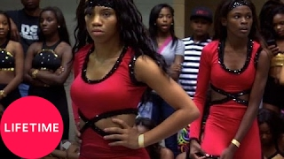 Bring It!: Stand Battle: Dancing Dolls vs. Dazzling Divas Medium Stand (S2, E7) | Lifetime