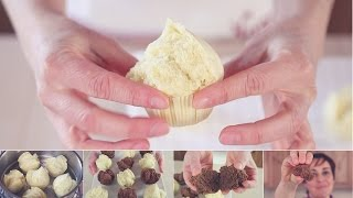MUFFIN GIAPPONESI Super Soffici Ricetta Facile - Steamed Cupcakes Easy Recipe