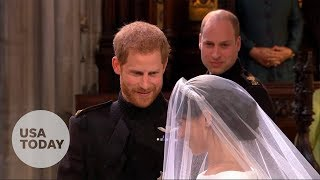 Prince Harry: 'You look amazing' and 'I'm so lucky'