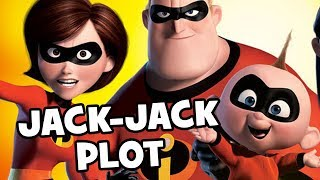 The Incredibles 2 JACK-JACK PLOT REVEALED! + Cast Interviews At Disney D23 Expo