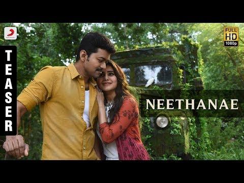 Xxx Mp4 Mersal Neethanae Song Teaser Vijay Samantha A R Rahman Atlee 3gp Sex