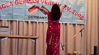 Jodi dekha na hoi----Bangla German Verein fest