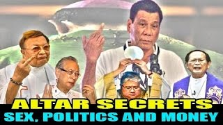 KABALBALAN NG SIMBAHANG KATOLIKO vs PRESIDENT DUTERTE | ALTAR SECRETS REVEALED!
