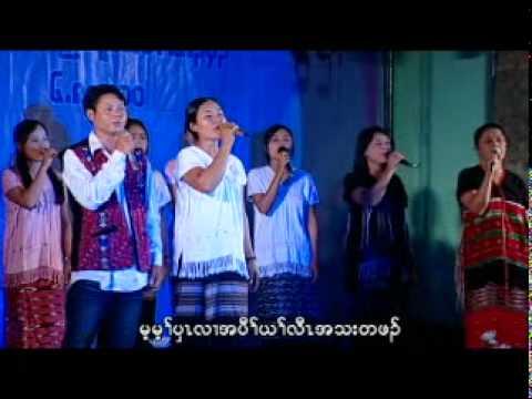 Karen Choir 6 Rev.Ba Tin