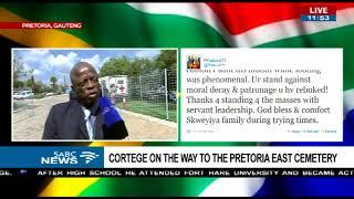 Former spokesperson pays tribute to Zola Skweyiya