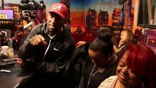 """Little Women: Atlanta"" Stars Juicy & Minnie Leave Rickey Smiley ROTFL!"