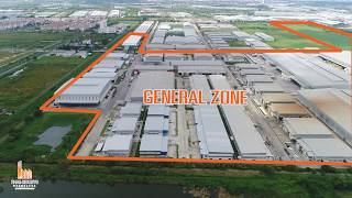 Bangkok Free Trade Zone - 4K Real Location Video Preview