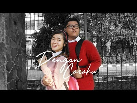 Arsy Widianto ft. Brisia Jodie - Dengan Caraku (Cover) by Stefaldo & Clarensia Shieren