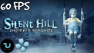 Silent Hill: Shattered Memories 60 FPS PPSSPP Android/Full Speed/Max settings 5X resolution