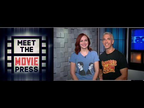 Meet the Movie Press # 6: Scott Mantz & Alicia Malone!