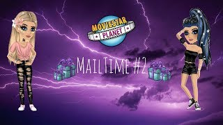 MSP - MailTime #2 - Majis