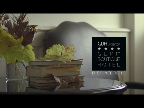 THE PLACE TO BE: GLAM BOUTIQUE HOTEL AD