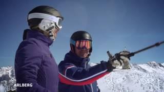 Arlberg - Skiing at its Best, tirol Austria    افضل تزلج في ارلبيرج تيرول النمساشاهد