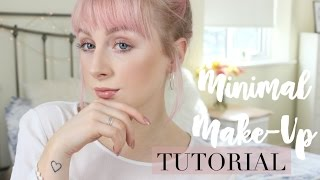 CURRENT MINIMAL MAKE-UP ROUTINE | EMILY ROSE