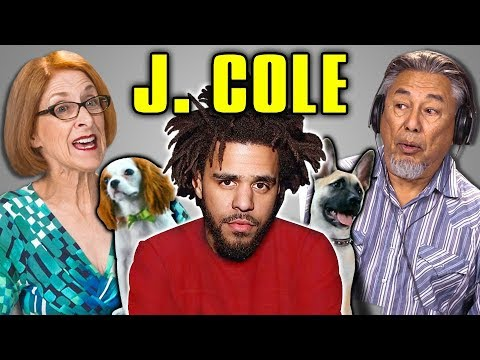 Xxx Mp4 ELDERS REACT TO J COLE ATM Work Out Apparently 3gp Sex