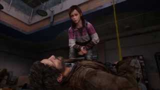 The Last of Us - Joel gets Impaled/Stabbed