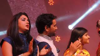 Arya Nandini in a grand show with superstars on DD1